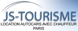 JS TOURISME: location d'autocars à Goussainville, proche de l'aéroport Charles De Gaulle et de Paris
